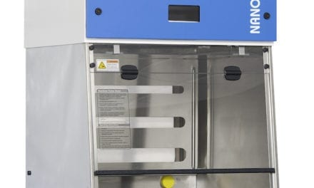 Ductless Nanoparticle Containment Enclosures Protect Operators