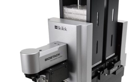Microplate Stacker Supports Cell-Based Assay Workflows