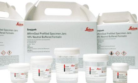 Specimen Jars Enable Easy Handling and Safe Transport