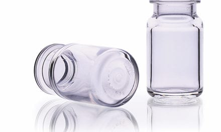 Vial Combines Properties of Plastic and Glass