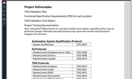 System Automates Software Validation Process
