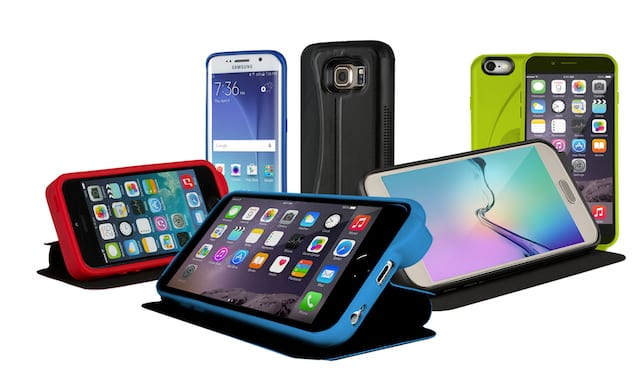 Antimicrobial Cover Offers Smartphone Protection
