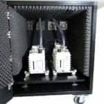 Enclosures Enable Noise Reduction during Mass Spec Vacuum Pumping