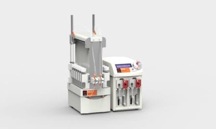 Automated Reagent Injector Enables Synthesis of Complex Matrixed Libraries