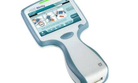 Abbott Announces CE Mark for Handheld Blood Testing Platform
