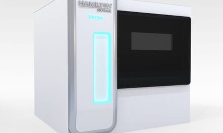Automated Sample Storage System Offers Enhanced Capabilities