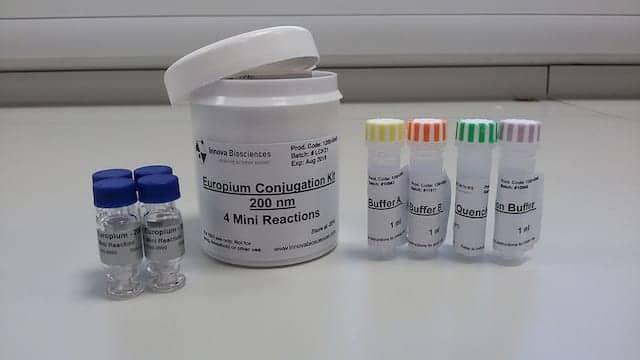 Europium Conjugation Kit Designed for High Sensitivity