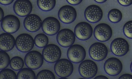 Nano-, Microparticle Materials Developed for High Precision