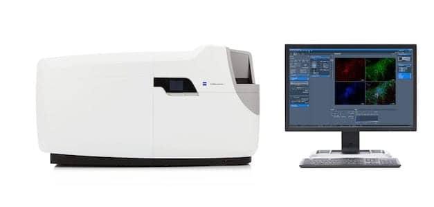 Automated Microscopy Unit Offers High Flexibility, Throughput