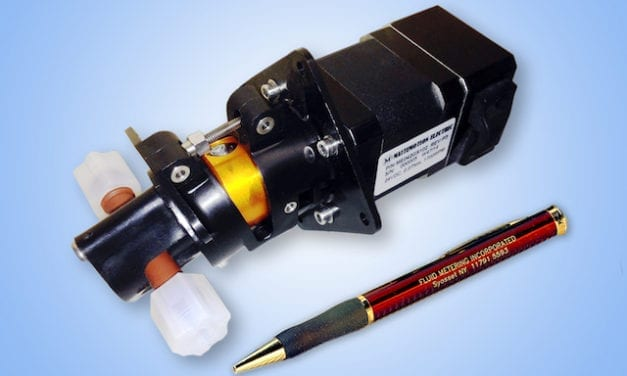 Pump Enables Streamlined Waste Removal