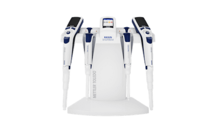 Intelligent Pipette Stand Offers Adaptability