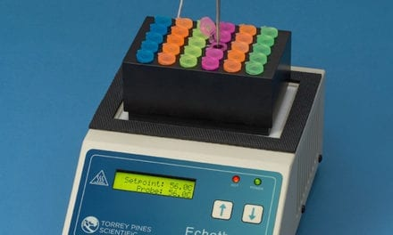 Dry Bath Enables Direct Sample Temperature Control