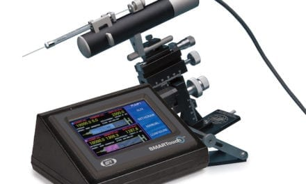 Syringe Pump Enables Total System Calibration