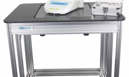 Lab Balance Workstation Aims to Optimize Testing, Calibration Processes