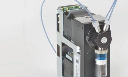 Hamilton Adds to Precision Syringe Drive Portfolio