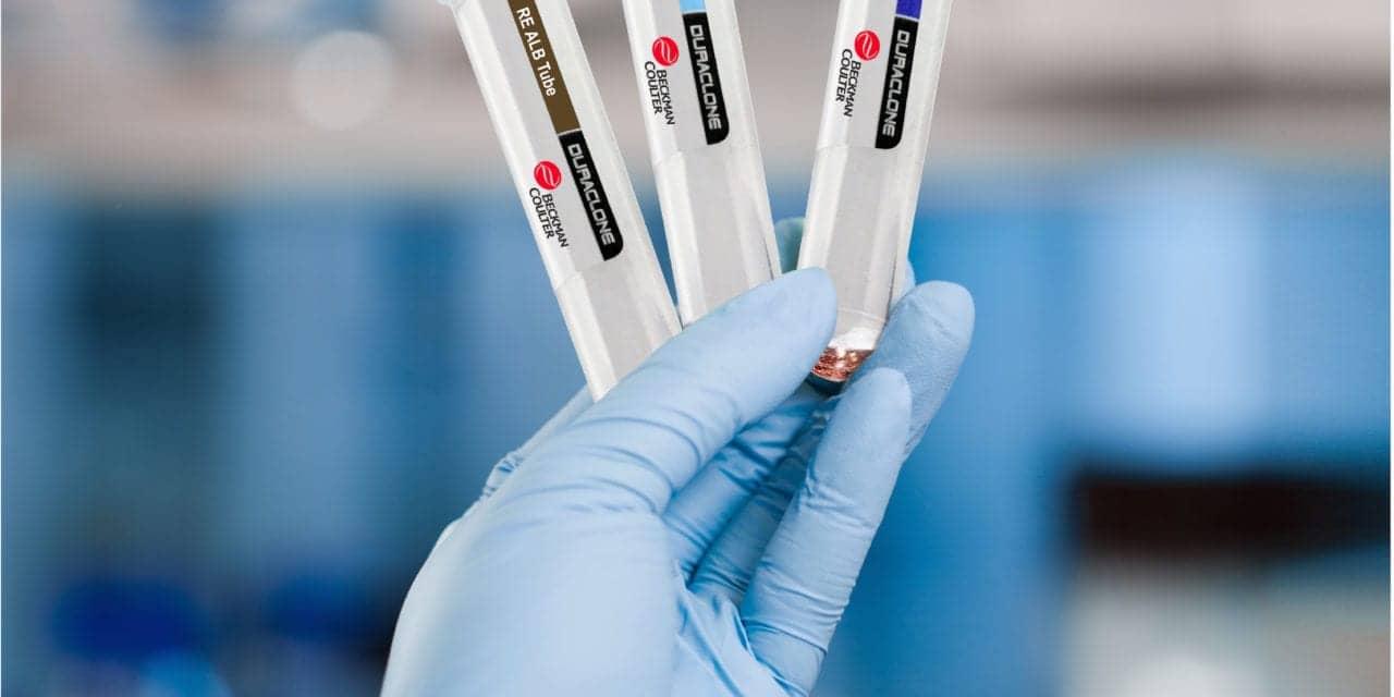 Antibody Panels Offer High Sensitivity for Rare Event Detection