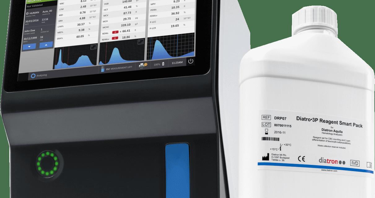 Diatron to Showcase Hematology Analyzer