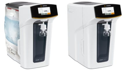 Ultrapure Water System Features Bagtank Technology