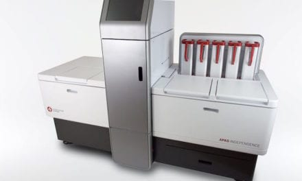 AI System for Microbiology Evaluated in First Site Installation