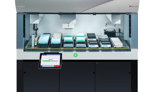 Automation Workstation Suited for Use in Regulated Laboratories