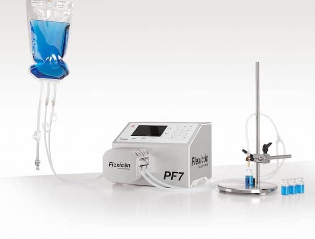 WMFTG Unveils Tabletop Peristaltic Liquid Filling Machine