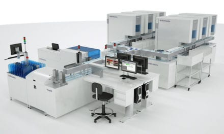 April 2018 Product Spotlight: High-Throughput Lab Systems