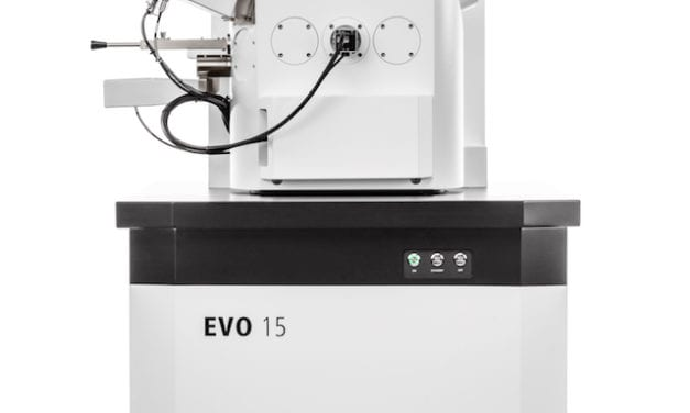Zeiss Introduces Scanning Electron Microscope