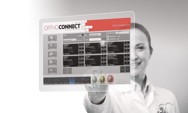 FDA Clears Ortho Clinical Diagnostics Middleware