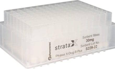 Phenomenex Launches SPE Product to Streamline Urine Drug Testing