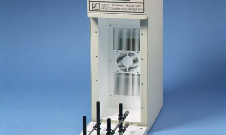 HPLC Column Chiller/Heater with Large Chamber