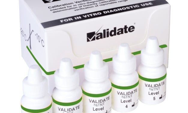 Validate hsTnT Kit for Linearity and Calibration on Roche Cobas Analyzers