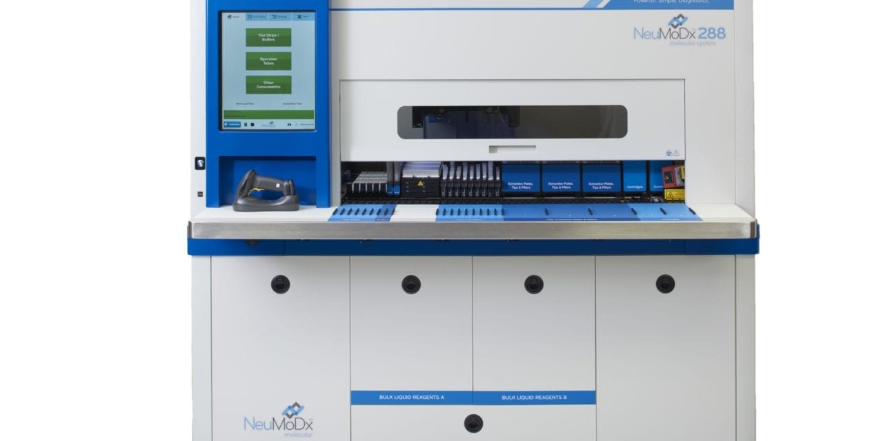 Qiagen and NeuMoDx Partner on Fully Integrated Molecular Diagnostic Testing