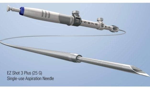 Olympus Biopsy Needles Improve Staging of GI Disease