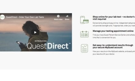 Quest Diagnostics Launches First Direct-to-Consumer STD Testing Service