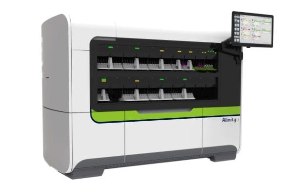 FDA Approves Abbott's Alinity s System for Screening the US Blood and Plasma Supply