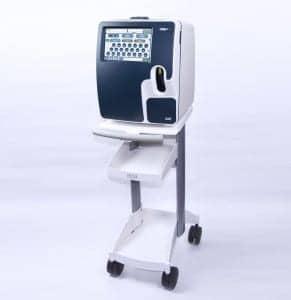 Nova Biomedical PrimPlus on Cart