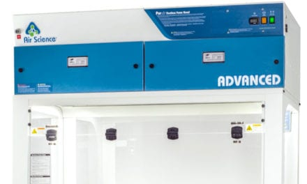 Ductless Fume Hoods Improve Lab Safety