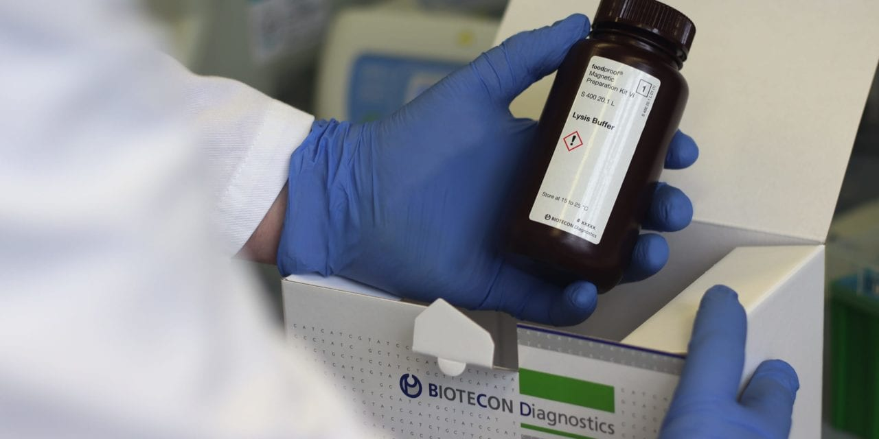 Biotecon Diagnostics Expedites Launch of Viral RNA Extraction Kit