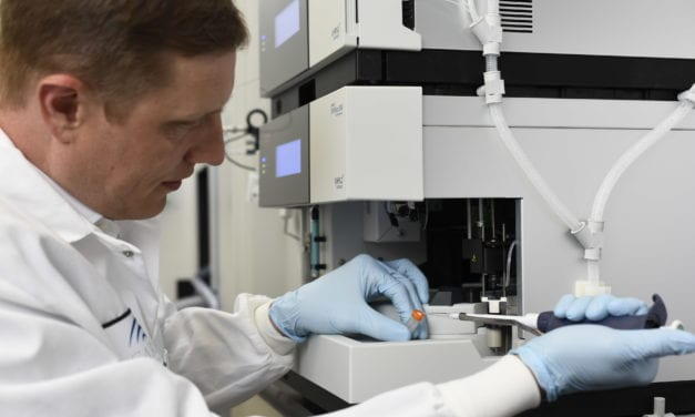 System Distinguishes Protein Expression Patterns from Two Prostate Cancer Types