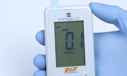 EKF Launches CLIA-Waived β-Ketone and Glucose Analyzer