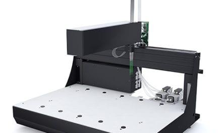 Platform Supports Development of  Automated Liquid Handling Systems