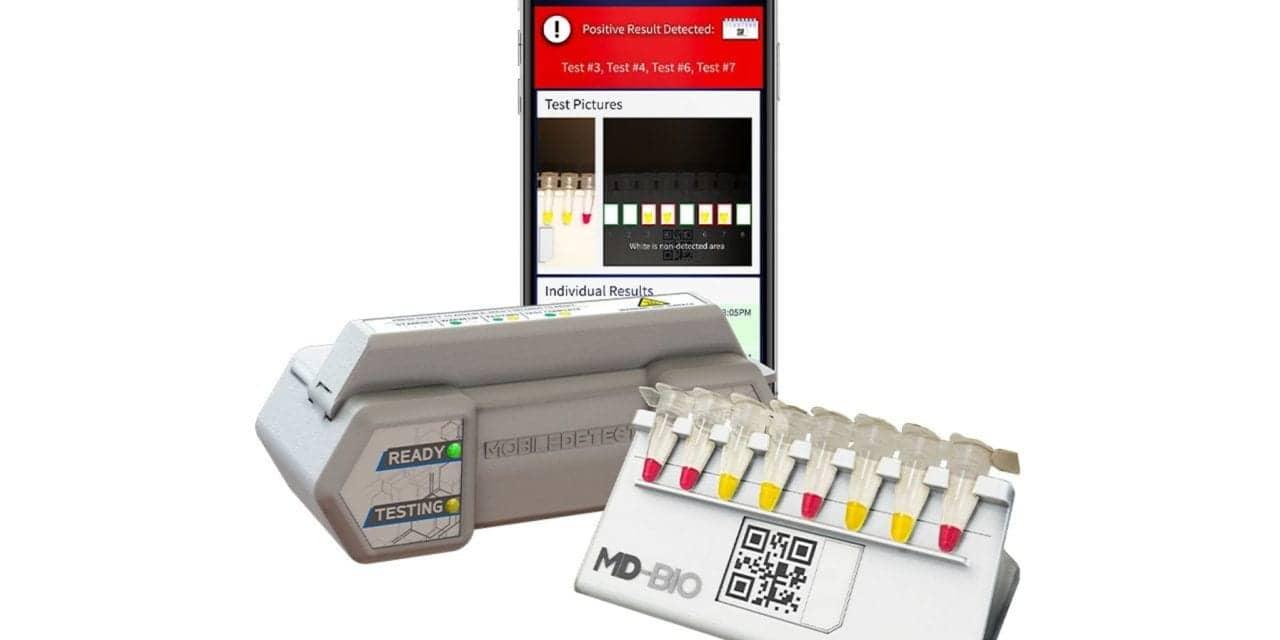 DetectaChem Gets FDA EUA for Mobile Covid-19 Detection Technology