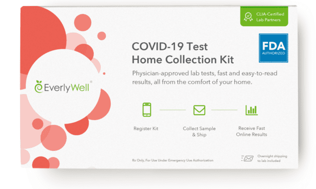 FDA Authorizes Covid-19 Test Home Collection Kit for Direct-to-Consumer Purchase