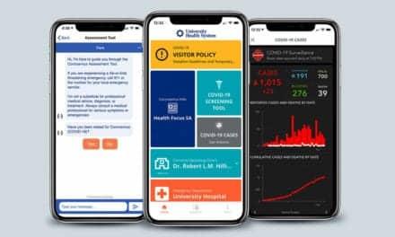University Health System Launches Gozio Health Covid-19 Fast Track App