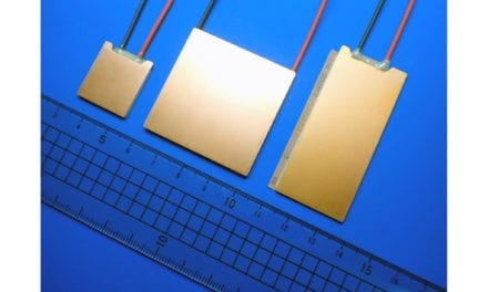 Thermoelectric Module forTemperature-Controlled Sample Testing, Analysis