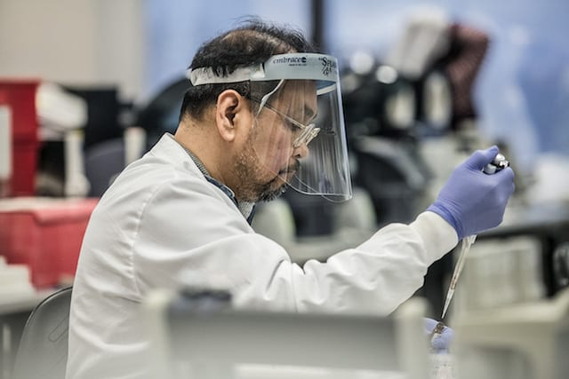 FDA EUA for New Method to Increase Covid-19 Molecular Diagnostics Capacity