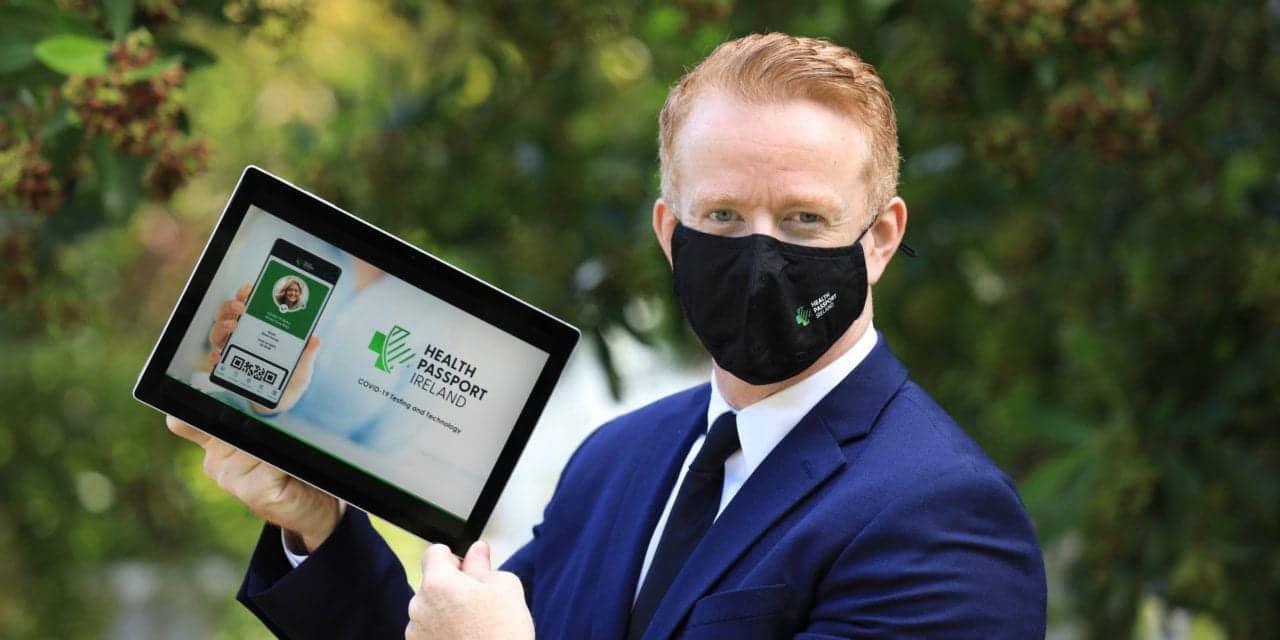Health Passport Platform to Support Global Covid-19 Testing