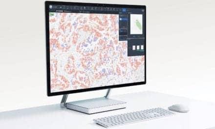 Digital Pathology Algorithm to Improve Diagnosis of NSC Lung Cancer