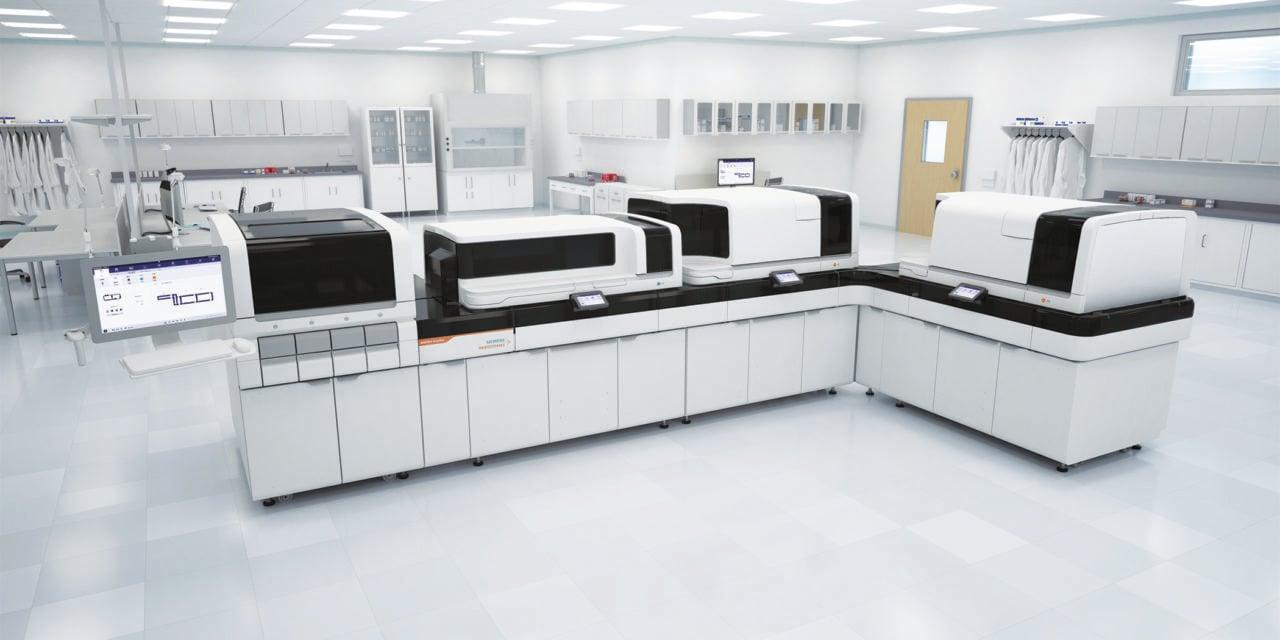 Siemens Healthineers Lab-Based Covid-19 Antigen Test Available on High-Throughput Analyzers