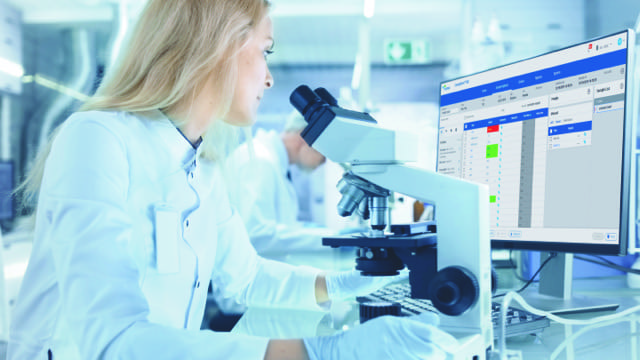 Sysmex America's Caresphere Workflow Solution Increases Lab Efficiency